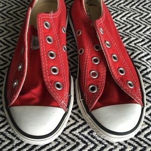 Size 11c Red Converse